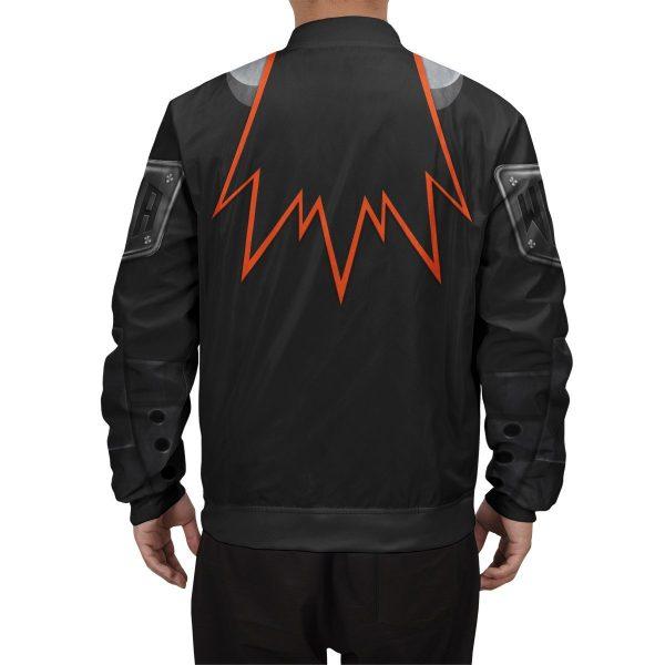 musketeer bakugou bomber jacket 607302 - Anime Jacket