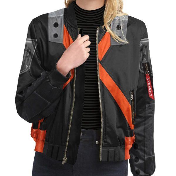 musketeer bakugou bomber jacket 620883 - Anime Jacket
