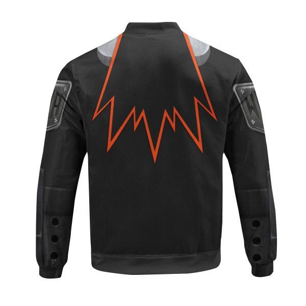 musketeer bakugou bomber jacket 658579 - Anime Jacket
