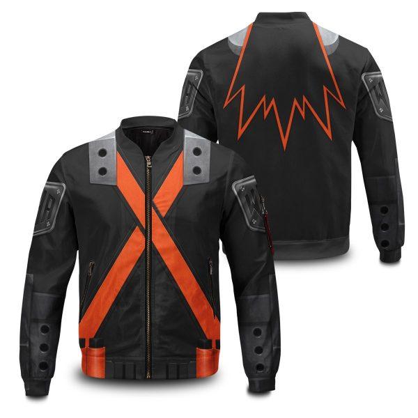 musketeer bakugou bomber jacket 759263 - Anime Jacket