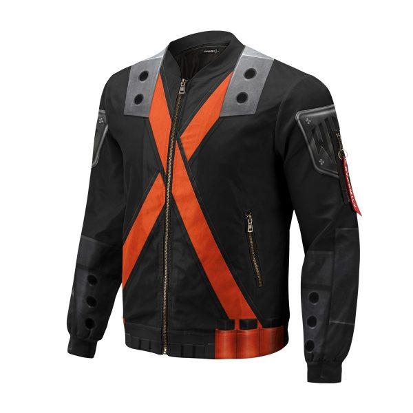 musketeer bakugou bomber jacket 950743 - Anime Jacket