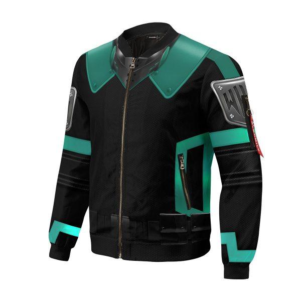 musketeer deku bomber jacket 409862 - Anime Jacket