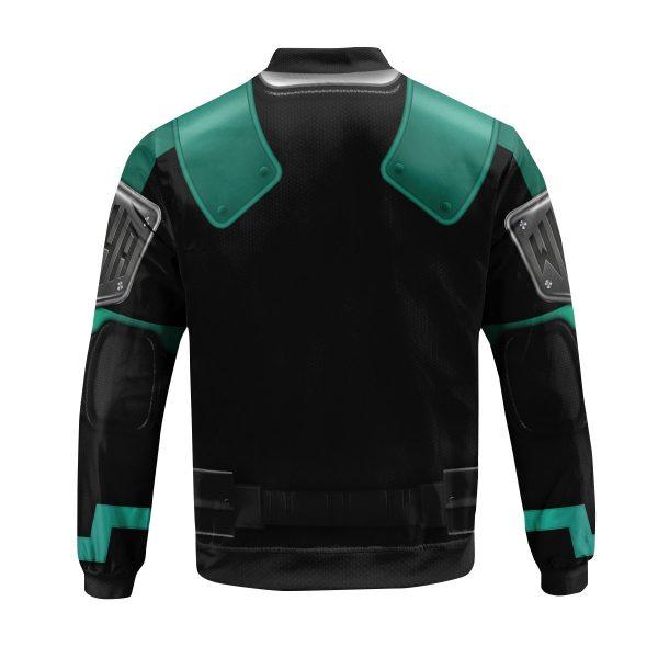 musketeer deku bomber jacket 437838 - Anime Jacket