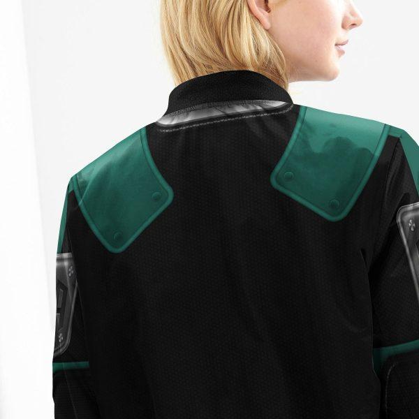 musketeer deku bomber jacket 531100 - Anime Jacket