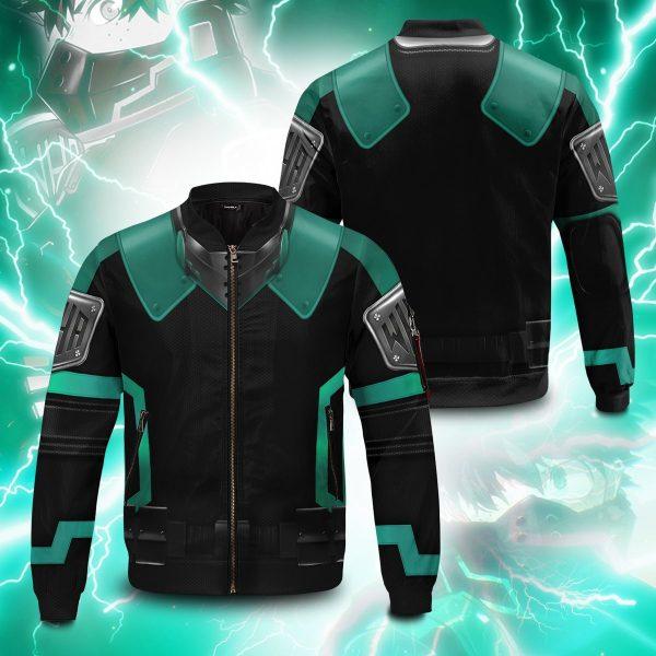 musketeer deku bomber jacket 536406 - Anime Jacket