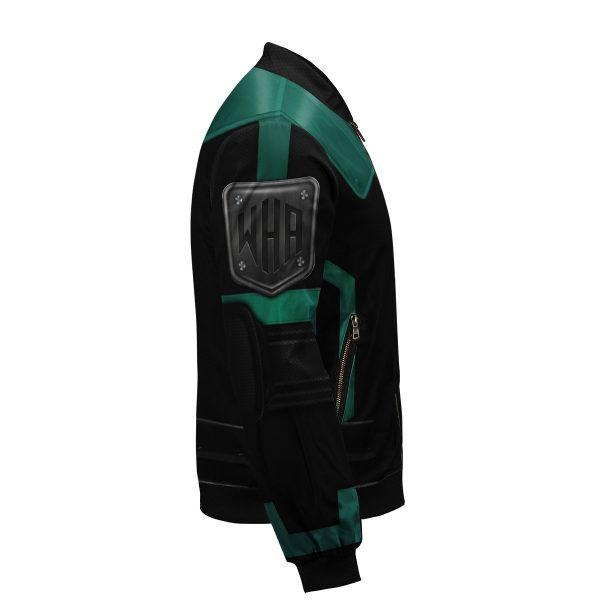musketeer deku bomber jacket 597106 - Anime Jacket