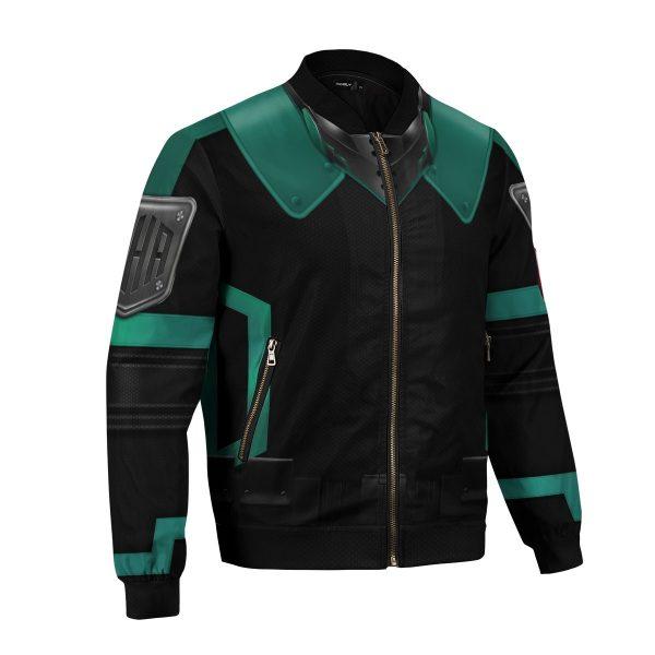 musketeer deku bomber jacket 871355 - Anime Jacket