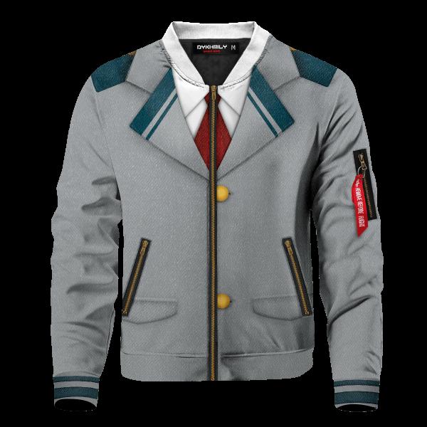 my hero academia school uniform bomber jacket 905972 - Anime Jacket