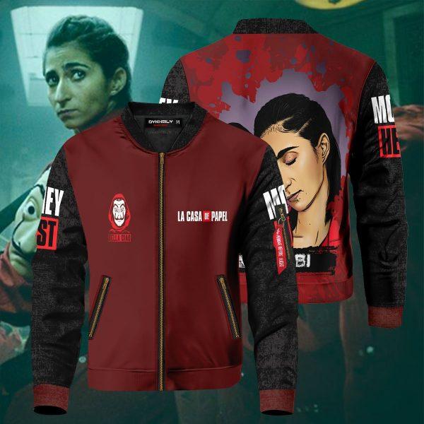 nairobi bomber jacket 486028 - Anime Jacket