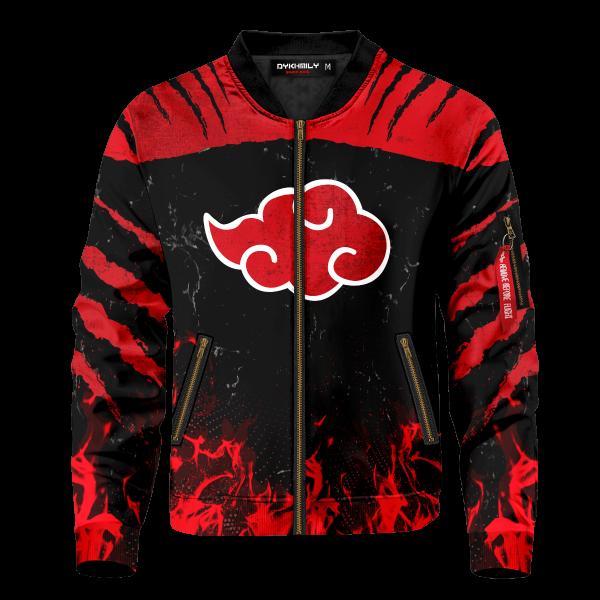 naruto akatsuki pride bomber jacket 452032 - Anime Jacket