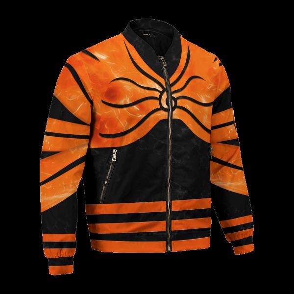 naruto full baryon mode bomber jacket 353411 - Anime Jacket