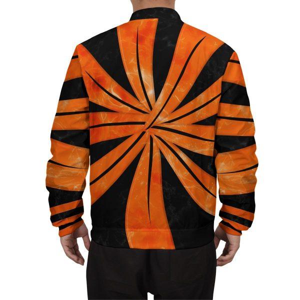 naruto full baryon mode bomber jacket 875226 - Anime Jacket