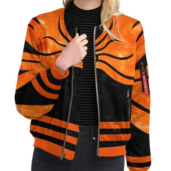 naruto full baryon mode bomber jacket 966912 - Anime Jacket