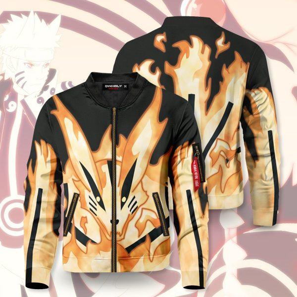 naruto monster bomber jacket 494835 - Anime Jacket