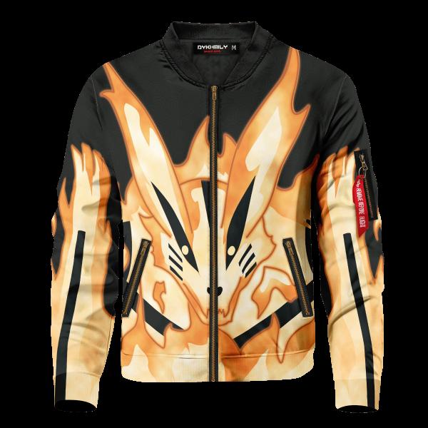 naruto monster bomber jacket 781037 - Anime Jacket