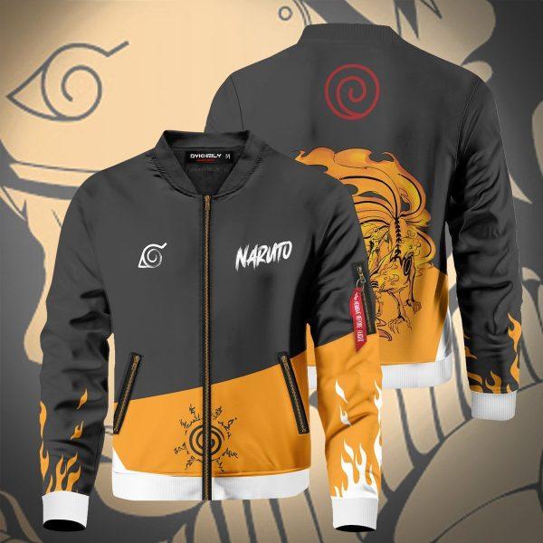 naruto style bomber jacket 845279 - Anime Jacket