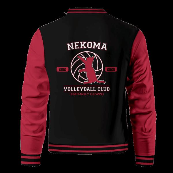 nekoma constantly flowing bomber jacket 657554 - Anime Jacket