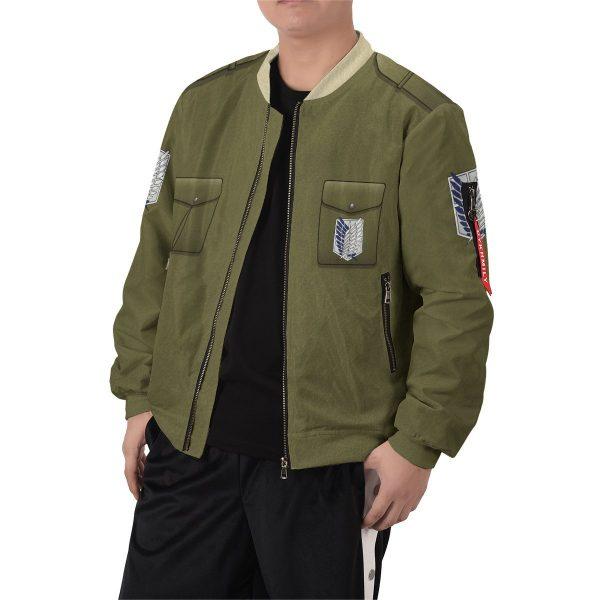 new survey corps uniform bomber jacket 847175 - Anime Jacket