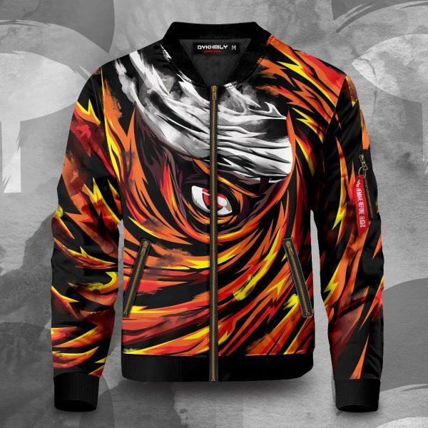 obito mask bomber jacket 423465 - Anime Jacket