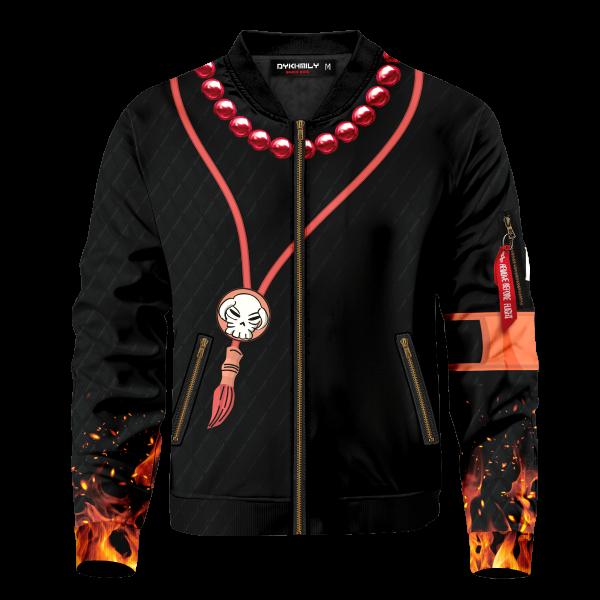 one piece ace bomber jacket 899305 - Anime Jacket