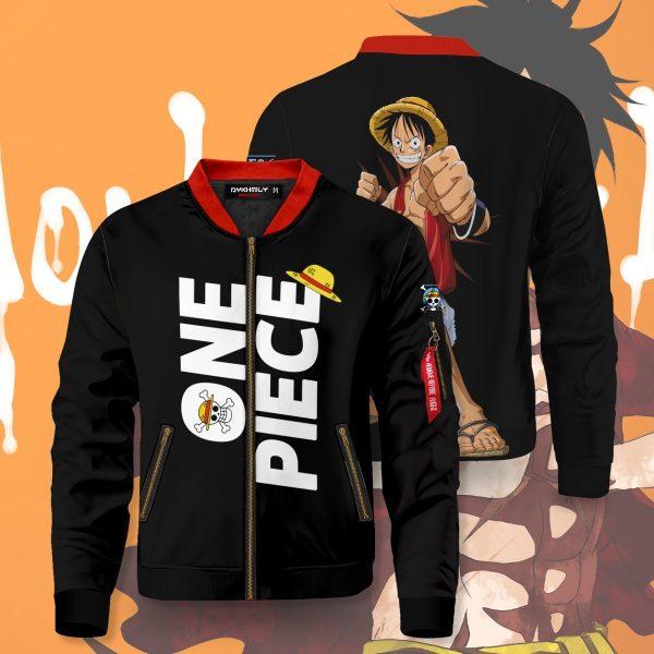one piece bomber jacket 166465 - Anime Jacket