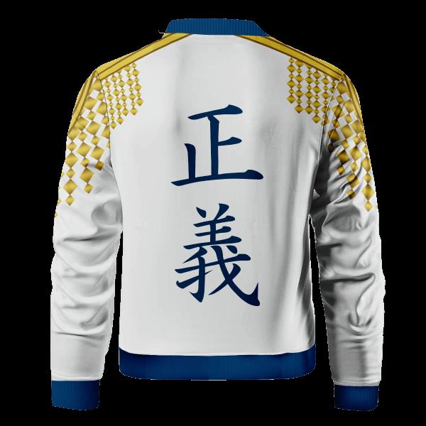 one piece marine bomber jacket 359230 - Anime Jacket