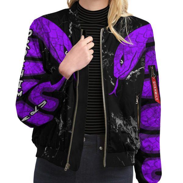 orochimaru bomber jacket 171498 - Anime Jacket
