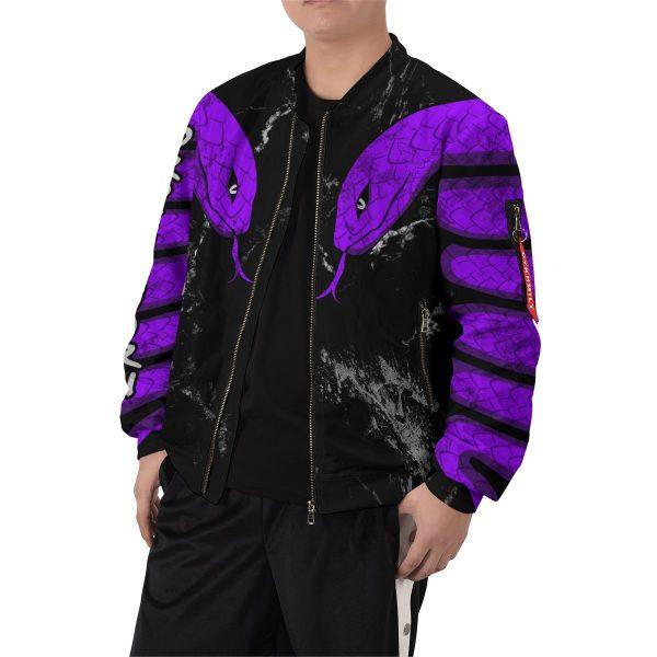 orochimaru bomber jacket 260396 - Anime Jacket