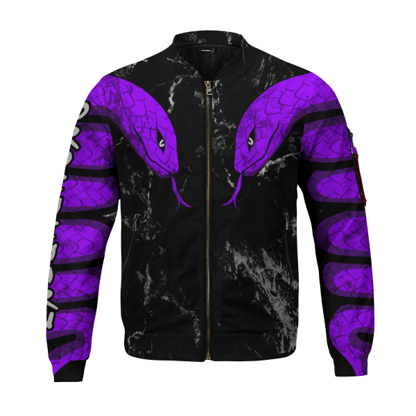 orochimaru bomber jacket 735521 - Anime Jacket