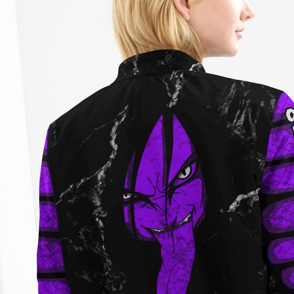 orochimaru bomber jacket 842128 - Anime Jacket