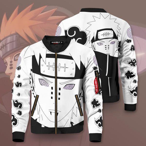 pain bomber jacket 231060 - Anime Jacket