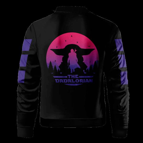 papalorian bomber jacket 116561 - Anime Jacket