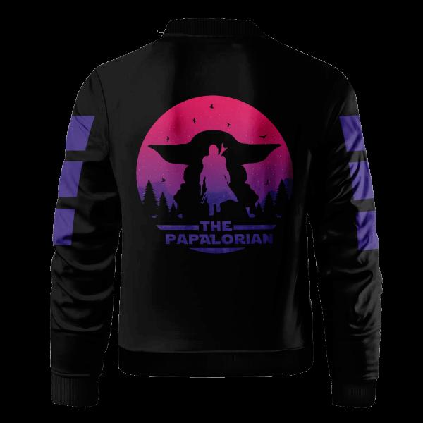 papalorian bomber jacket 379673 - Anime Jacket