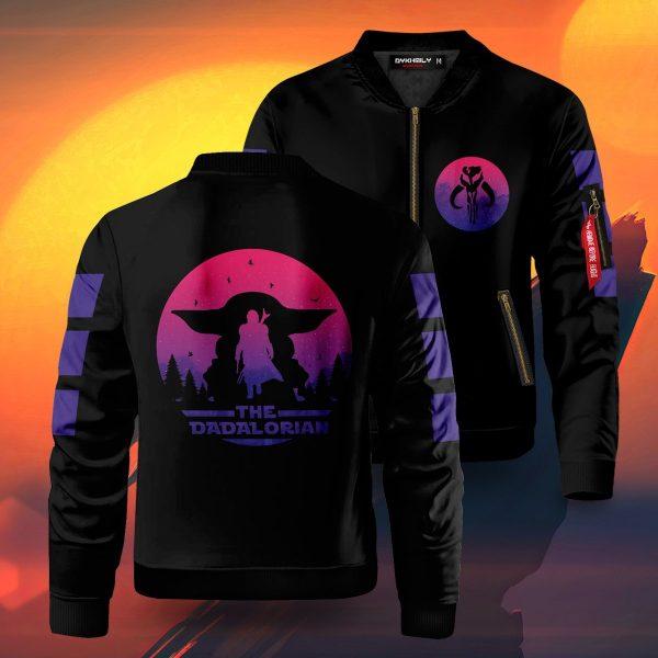 papalorian bomber jacket 900861 - Anime Jacket