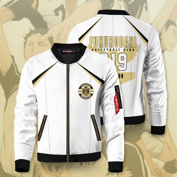 personalized 819 fukurodani bomber jacket 162594 - Anime Jacket