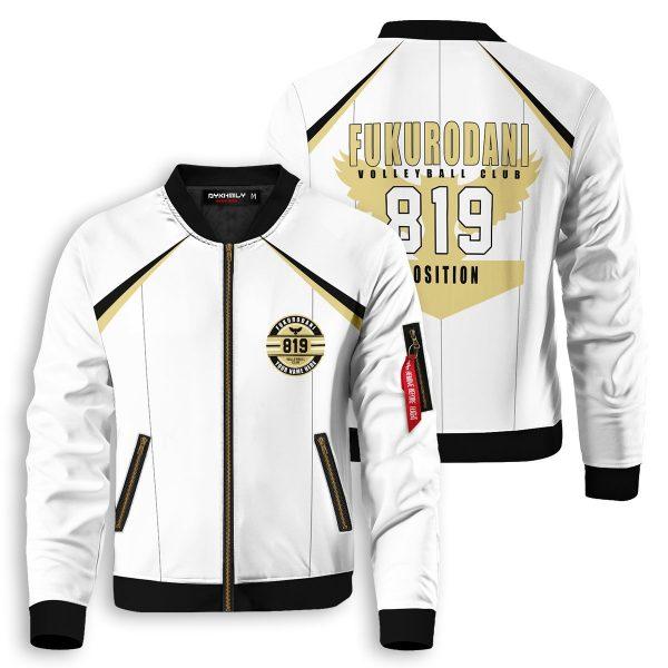 personalized 819 fukurodani bomber jacket 749322 - Anime Jacket