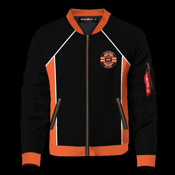 personalized 819 karasuno bomber jacket 232489 - Anime Jacket