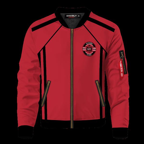 personalized 819 nekoma bomber jacket 228898 - Anime Jacket