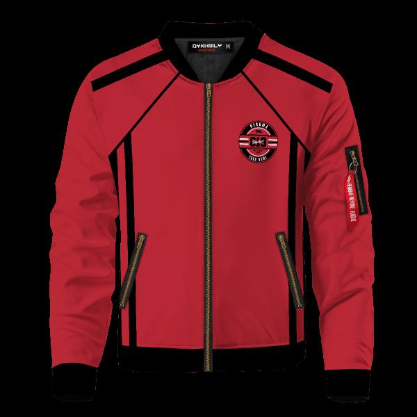 personalized 819 nekoma bomber jacket 559050 - Anime Jacket