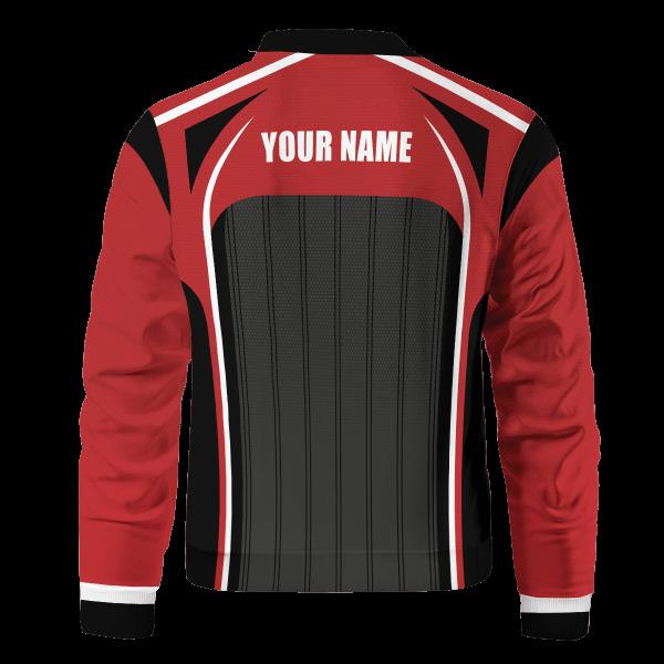 personalized akatsuki shinobi bomber jacket 522708 - Anime Jacket
