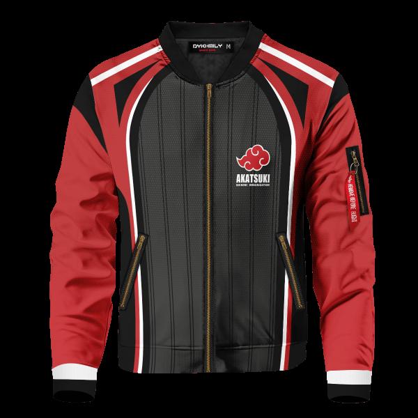 personalized akatsuki shinobi bomber jacket 695154 - Anime Jacket