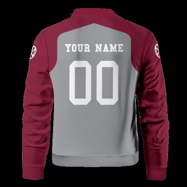 personalized akimichi clan bomber jacket 349447 - Anime Jacket