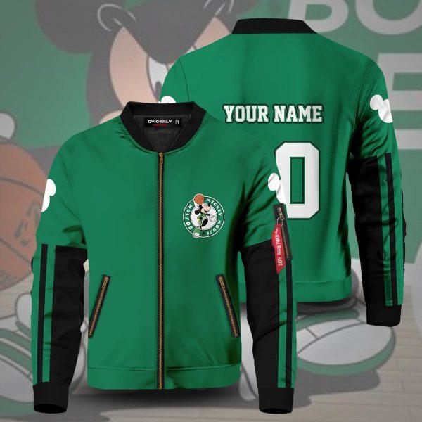 personalized boston mouse bomber jacket 267087 - Anime Jacket