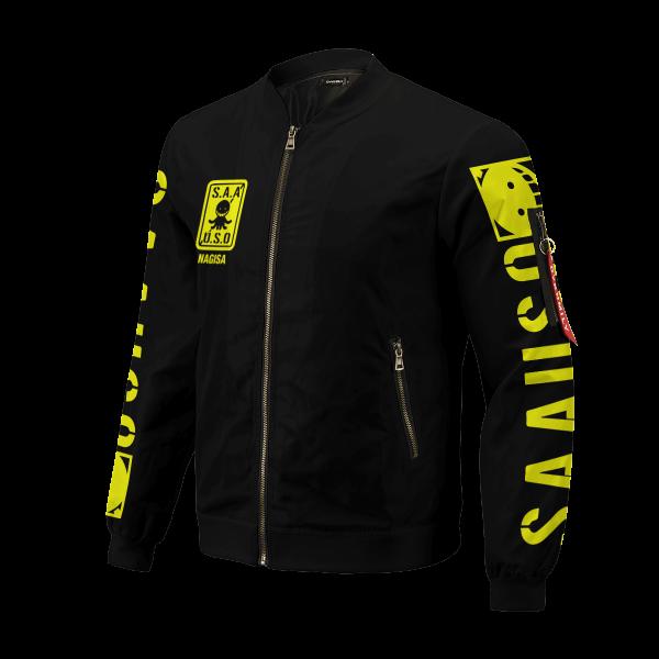 personalized class 3 e bomber jacket 325911 - Anime Jacket