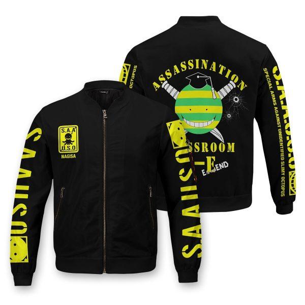 personalized class 3 e bomber jacket 480257 - Anime Jacket
