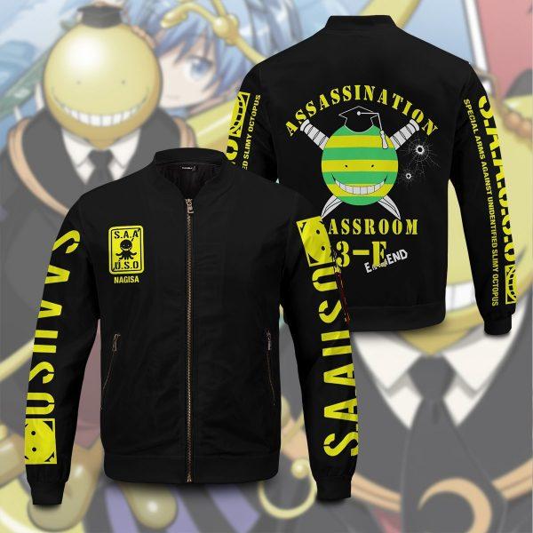personalized class 3 e bomber jacket 677188 - Anime Jacket