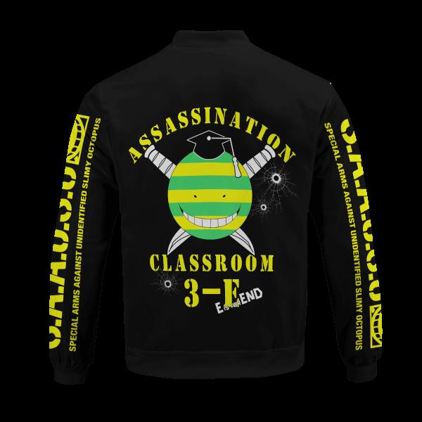 personalized class 3 e bomber jacket 834189 - Anime Jacket
