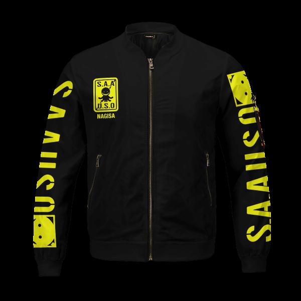 personalized class 3 e bomber jacket 949910 - Anime Jacket