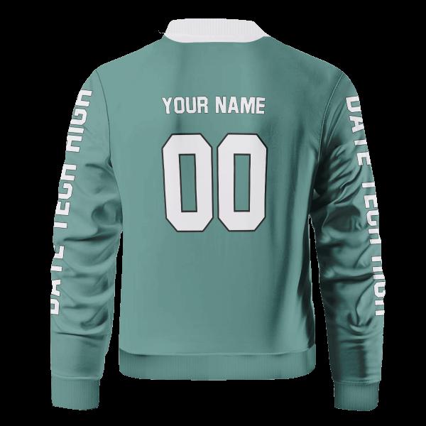personalized datekou libero bomber jacket 853121 - Anime Jacket