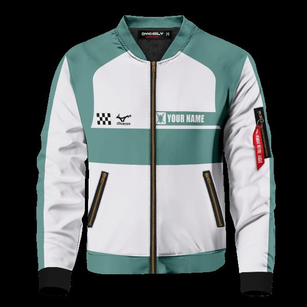 personalized f1 datekou bomber jacket 156345 - Anime Jacket